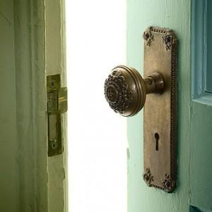 duru atidarymas